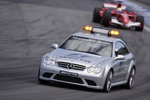 El safety car de 2006