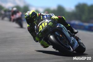 Screenshot: MotoGP20