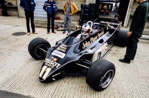 Nigel Mansell, Lotus 88 Ford