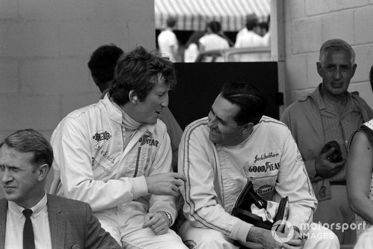 Jochen Rindt, Brabham Jack Brabham, Brabham