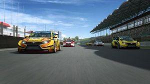 Lada Sport eRace