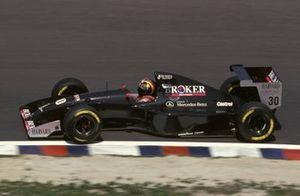 Хайнц-Харальд Френтцен, Sauber C13 Mercedes