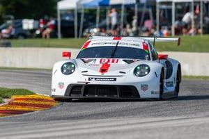#911 Porsche GT Team Porsche 911 RSR: Nick Tandy, Frederic Makowiecki