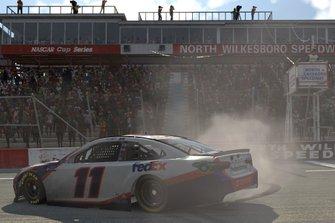 Yarış galibi Denny Hamlin, Joe Gibbs Racing