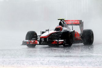 Jenson Button, McLaren MP4-26