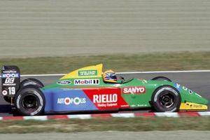 Roberto Moreno, Benetton B190 Ford