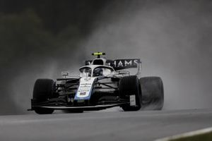 Nicholas Latifi, Williams FW43
