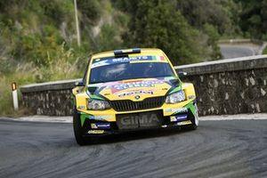 Ivan Ferrarotti, Andrea Prizzon, Meteco Corse-GIMA Autosport, Skoda Fabia R5 R