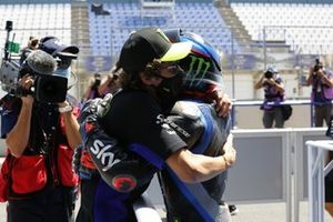 Valentino Rossi and Marco Bezzecchi, Sky Racing Team VR46