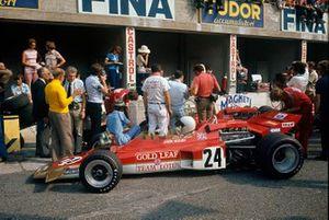 John Miles, Lotus 72C-Ford