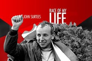 Race of my life, John Surtees