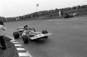 Francois Cevert, Tyrrell 002 Ford, Nanni Galli, March 711 Ford
