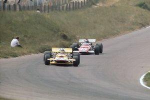 Ronnie Peterson, March 701, Jacky Ickx, Ferrari 312B
