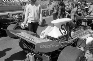 Mike Beuttler's March 721G Ford