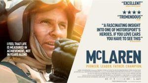 McLaren poster