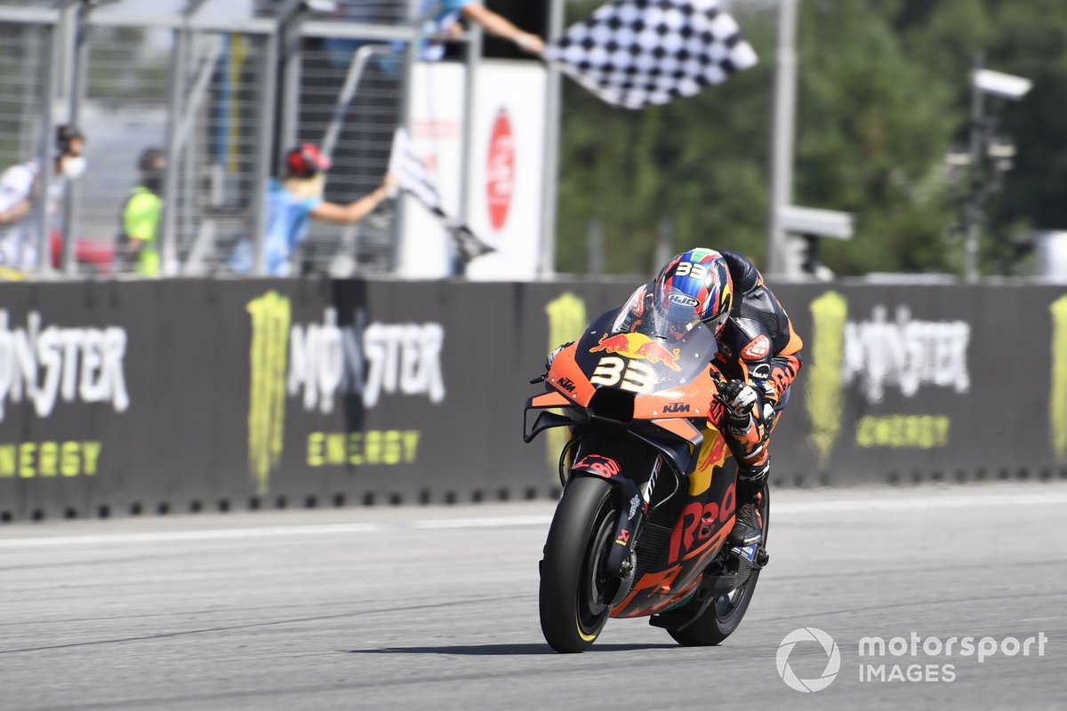 GP de la República Checa: Brad Binder, Red Bull KTM Factory Racing