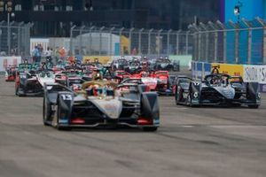 Start der Formel E 2019/20 in Berlin-Tempelhof