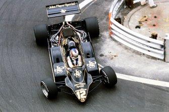 Nigel Mansell, Lotus 91 Ford