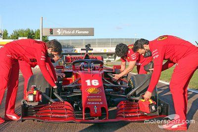 Leclerc - Ferrari SF1000