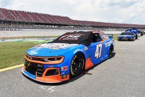 Ricky Stenhouse Jr., JTG Daugherty Racing, Chevrolet Camaro NOS Energy Drink