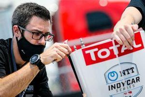 Graham Rahal, Rahal Letterman Lanigan Racing Honda, membri del team