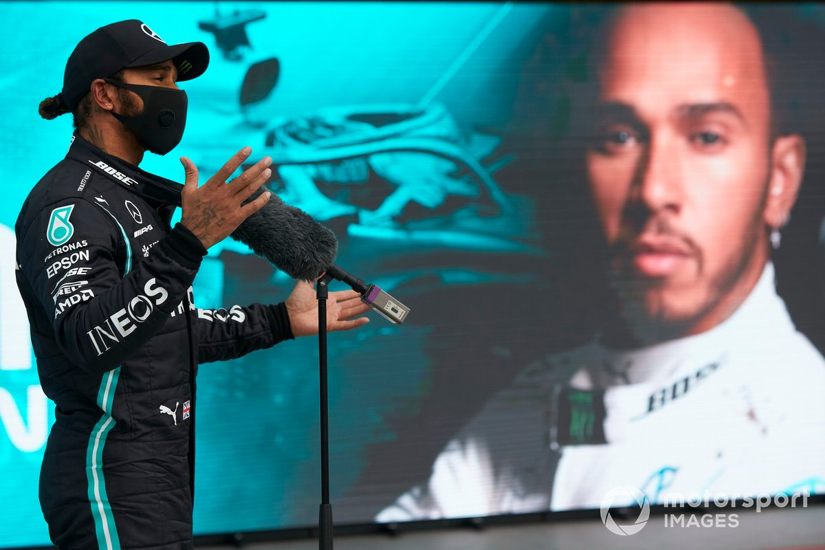 Lewis Hamilton, Mercedes-AMG Petronas F1: 10 puan