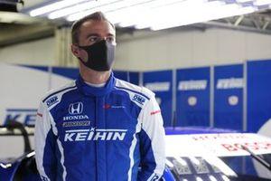 ベルトラン・バケット Bertrand Baguette(#17 KEIHIN NSX-GT)