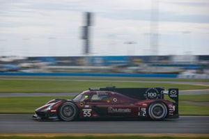 #55: Mazda Team Joest Mazda DPi, DPi: Jonathan Bomarito, Harry Tincknell