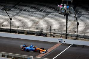 Scott Dixon, Chip Ganassi Racing Honda wins