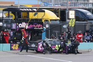 Джимми Джонсон, Hendrick Motorsports, Chevrolet Camaro