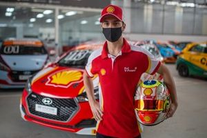Diego Ramos, piloto Shell na Copa Shell HB20