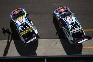 Shane van Gisbergen and Jamie Whincup, Triple Eight Race Engineering