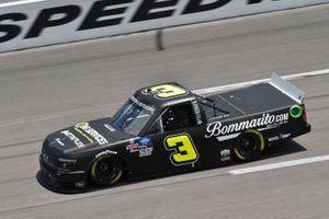 Jordan Anderson, Jordan Anderson Racing, Bommarito.com Chevrolet Silverado