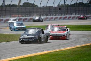 Ty Majeski, Niece Motorsports, Chevrolet Silverado Niece, Carson Hocevar, Niece Motorsports, Chevrolet Silverado Scott's