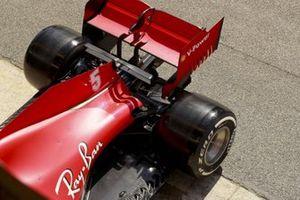 El Ferrari SF1000 de Sebastian Vettel