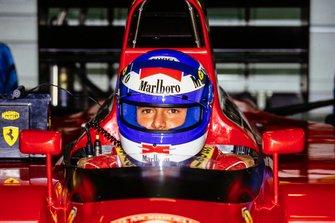 Gianni Morbidelli, Ferrari 643