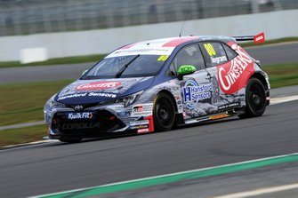Tom Ingram, Toyota Gazoon Racing UK with Ginsters Toyota Corolla