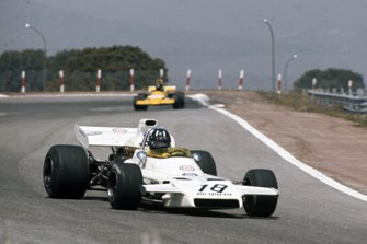 Graham Hill, Brabham BT37 Ford, Mike Beuttler, March 721G Ford