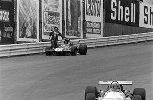 Rolf Stommelen, Brabham BT33, Piers Courage, Frank Williams Racing Cars, De Tomaso 505