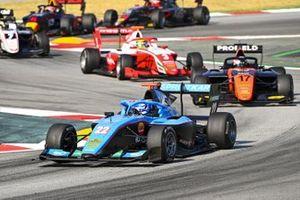 Matteo Nannini, Jenzer Motorsport, Richard Verschoor, MP Motorsport