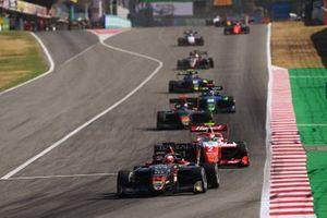 Enzo Fittipaldi, Hwa Racelab, Frederik Vesti, Prema Racing And Jack Doohan, Hwa Racelab
