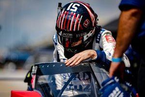 Джеймс Дэвисон, Dale Coyne Racing w/ Rick Ware Racing, Byrd & Belardi Honda