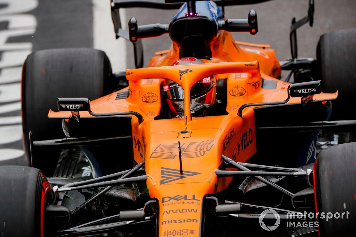 12-е место: Карлос Сайнс (McLaren)