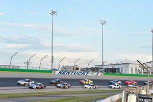 Noah Gragson, JR Motorsports, Chevrolet Camaro, Ross Chastain, Kaulig Racing, Chevrolet Camaro
