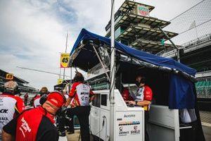 Spencer Pigot, RLL w/ Citrone/Buhl Autosport Honda, ingenieros