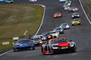 #20 Audi Sport Team Audi R8 LMS GT3: Frederic Vervisch, Mattia Drudi, Markus Winkelhock