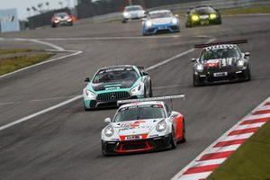 #112 Porsche 911 GT3 Cup: 'Alex Autumn', Marc Hennerici