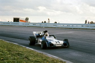 Sam Posey, Surtees TS9B Ford