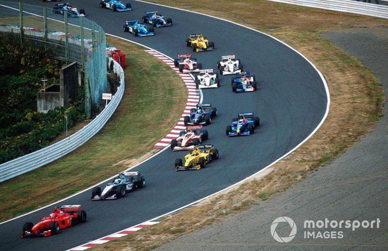 Eddie Irvine, Ferrari F399 líder