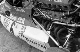 Jean-Pierre Beltoise's BRM P160C